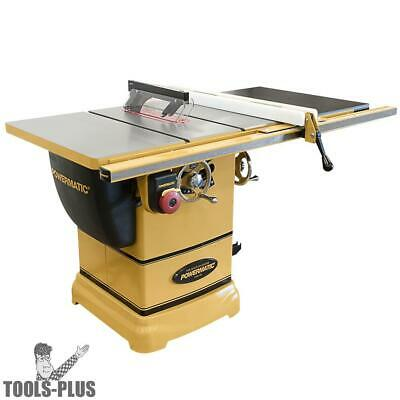 "Powermatic 1791000K Model PM1000 1-3/4HP 1PH Table Saw + 30"" Accu-Fence New"