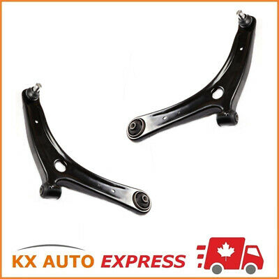 2X Front Lower Control Arm & Ball Joint Assembly Kit for Caliber Compass Patriot
