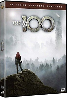 PAL DVD THE 100 TERZA STAGIONE (4 ) WARNER BROS Nuovo 5051891152861