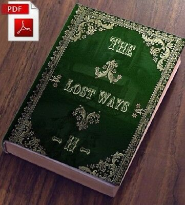 The Lost Ways 2nd Edition Doomsday Prepper Survive The End Days