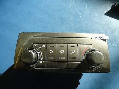 Toyota Highlander New Rear Climate Temp. Control A/c Heater 55900-0E290 3L11
