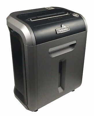 Fellowes Intellishred PS-79Ci Jam Proof Crosscut Paper Shredder