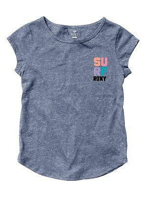 Roxy™ Girls 7-14 4 Square Surf Cap Sleeve Tee ARGZT03167