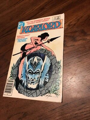 DC Comics ~ The Warlord ~ #103 March 1986 ~