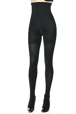 Spanx Tight End Tights High Waisted Body Shaping Tights Style 167