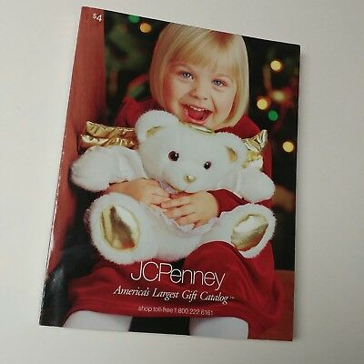 vtg 1998 JCPenney Christmas Catalog wishbook 90's toys JNCO jeans Spice Girls