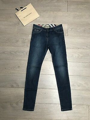 BNWT Gorgeous BURBERRY jeans 14y  & Lots Designer clothes 100% Genuine