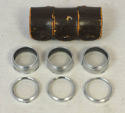 Spiratone TLR Camera Close-Up Auxiliary Lens Set