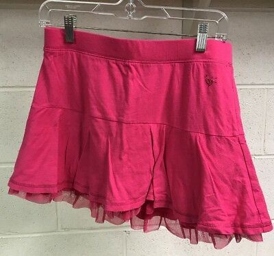 Justice Girl's Size 16 Skort - Pink - Preowned, w/ Lining - Great Shape!!!