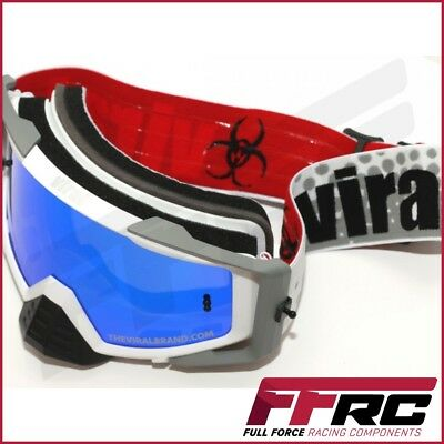 Viral Brand Factory Series Pro3 Goggle Kit - White