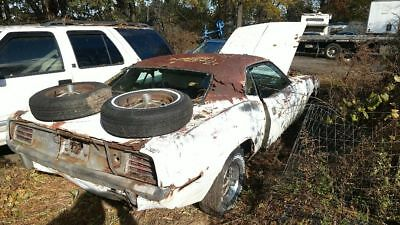 1970 Plymouth Barracuda Grand coupe 1970 Barracuda cuda project car 318 auto grand coupe 8 3/4