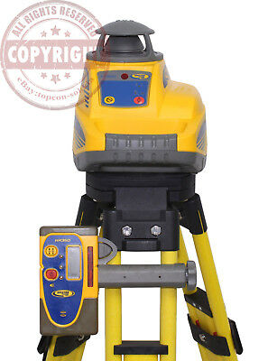 Spectra Precision Ll300 Self Leveling Rotary Laser Level,transit,topcon