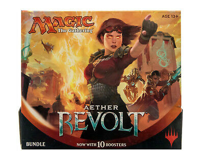 Aether Revolt Bundle Fat Pack 10 Booster Packs MAGIC THE GATHERING