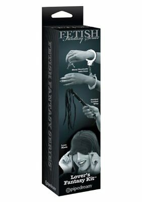 FETISH FANTASY SERIES LIMITED EDITION 300544 KIT BDSM 1 PRODOTTO Nuovo