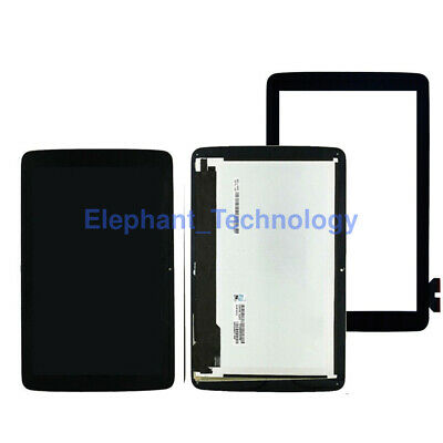 For LG G Pad 10.1 WiFi V700 VK700 LCD Display Touch Screen Digitizer Assembly QC