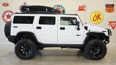 2008 Hummer H2 08 H2 SUV,LIFTED,SUNROOF,NAV,REAR DVD,HTD LTH,3RD 08 H2 SUV,LIFTED,SUNROOF,NAV,REAR DVD,HTD LTH,3RD ROW,20IN WHLS,35K,WE FINANCE!!