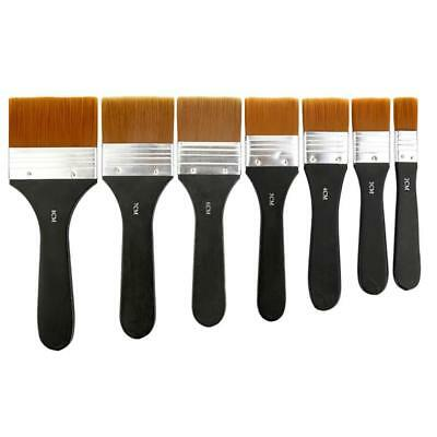 Paint Brush Set Home Professional Decorating Painting Painters DIY Nylon HOT