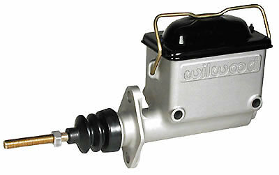 Wilwood 260-6764 Master Cylinder Aluminium Natural .750 in. Bore Universal Each