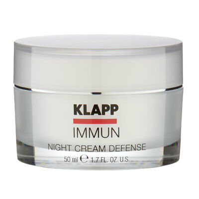 Klapp IMMUN Night Cream Defense 50 ml + Blitzversand