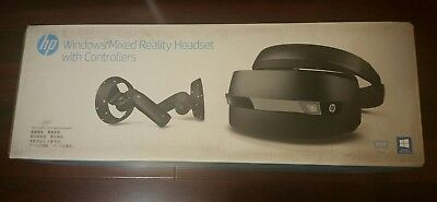 hp Windows Mixed Reality Headset with Controllers rrp:$799