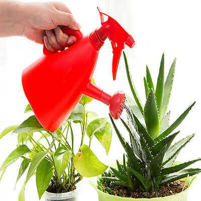 Hand-pressure Portable watering pot watering can Garden sprinkling can