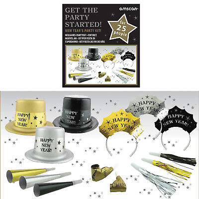 Get The Party Started New Year Party Kit for 25