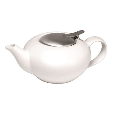 Avanti - Amylia Ceramic Teapot 500ml Matte White