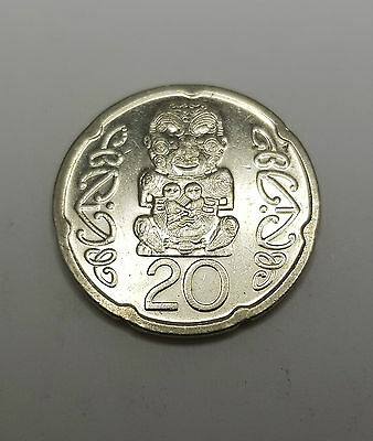 20 cent coin | New Zealand 2006 | L1330