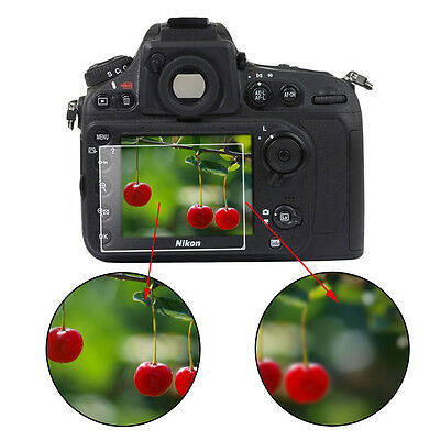 Tempered Glass Film LCD Screen Protector Guard for Nikon D7100/D600/D610 OS