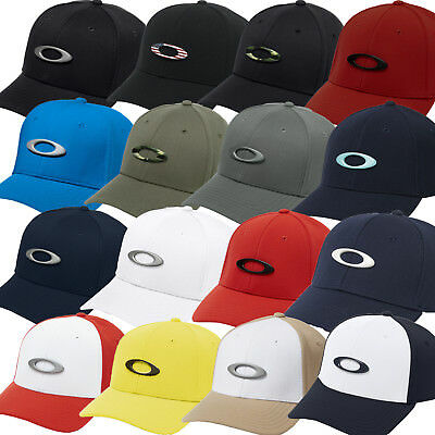 Oakley Mens Tincan Baseball Cap Hat
