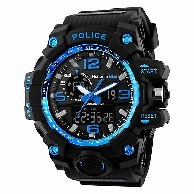 Honor in Blue Police Watch
