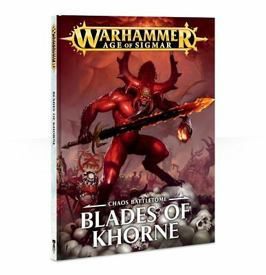 Chaos Battletome Blades of Khorne (Deutsch) Games Workshop AoS Warhammer