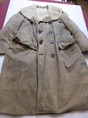 Canada-Canadian WWII Driver coat