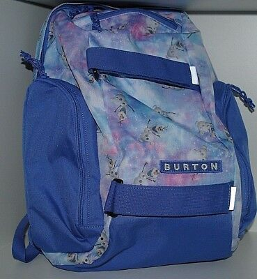 BURTON YOUTH EMPHASIS BACKPACK - BRAND NEW!!! LIMITED EDITION FROZEN