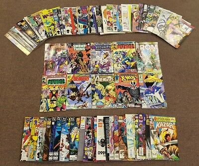 Job Lot Of Assorted Comics 2
