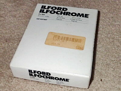 Ilford ilfochrom 9cmx9cm filter set