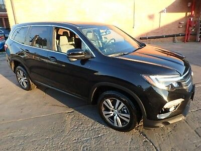 2017 Honda Pilot EX-L Damaged Repairable 2017 Honda Pilot EX-L Only 7K Miles! Priced To Sell! Will Not Last! Must See!!