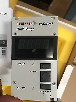 New in Box Pfeiffer Vaccum Dual Gauge TPG 252 A