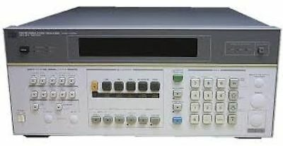 HP / Agilent 8901B Modulation Analyzer, 150 kHz to 1.3 GHz