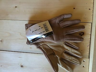 Outdoor Research Sabre Tactical Gloves Nomex Leather Kevlar Large USMC USA MADE