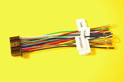 22pin wire harness for kenwood ddx512 dnx5120 dnx512ex *pay today Power Distribution Harness wire harness for kenwood dnx773s dnx893s dnx574s dnx694s dnx874s9 dnx994s 22 pin