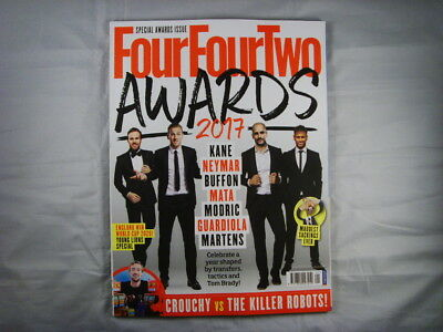 Four Four Two Magazine - January 2018 - Issue 283