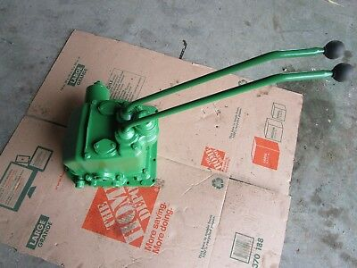 Oliver tractor 77,S77,88,S88,770,880 hydraulic basic unit WORKS GREAT!!