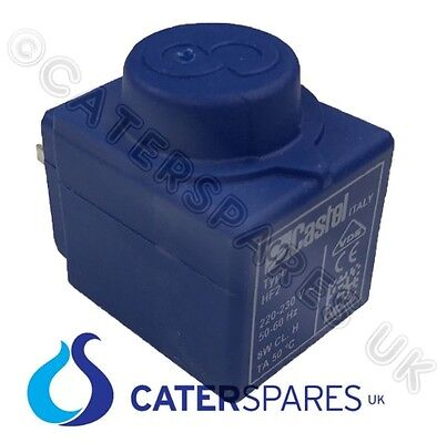 Soctsman 060689.00 Ice Machine Ice Maker Blue Replacement Solenoid Coil Head