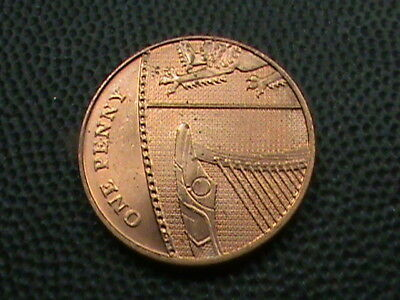 GREAT  BRITAIN    1  Penny    2008   #  2