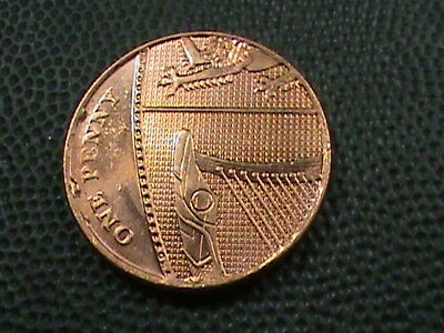 GREAT  BRITAIN    1  Penny    2010