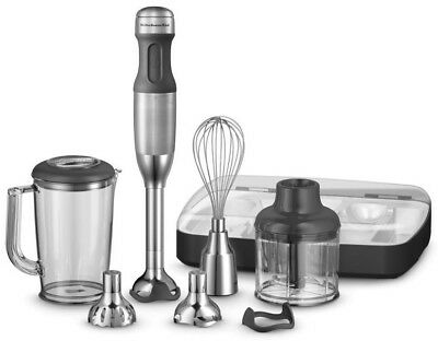 KitchenAid Hand Blender - Stainless Steel - 5KHB2569ASX