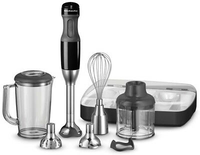 KitchenAid Hand Blender - Onyx Black - 5KHB2569AOB