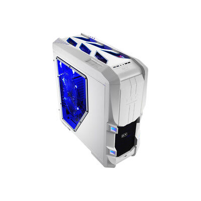 Genuine Aerocool GT-S White High-End Ultra Gaming Computer Case Full Tower