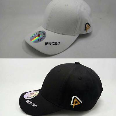 Proud Apparel Designer Stylish Cool Adjustable Golf Hats in Black and White